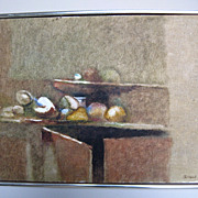 Still Life Oil Painting by Pollack