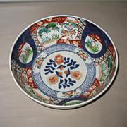 Japanese Antique Imari Porcelain Bowl