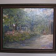 Garden Landscape by Moulton