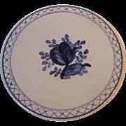 SALE Royal Copenhagen Tranquebar Blue Trivet Tea Tile 1403 Denmark
