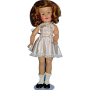 """Ideal 12"""" Shirley Temple Doll Original Tagged"""
