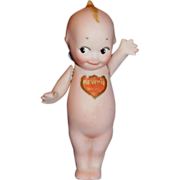 SOLD 1912 German All Bisque O'Neill Kewpie Doll