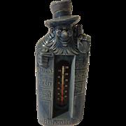 German Shafer & Vater Drinkometer Flask Decanter