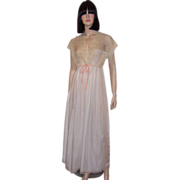 SALE Edwardian Bride's, Hand-Made Silk Three Piece Trousseau