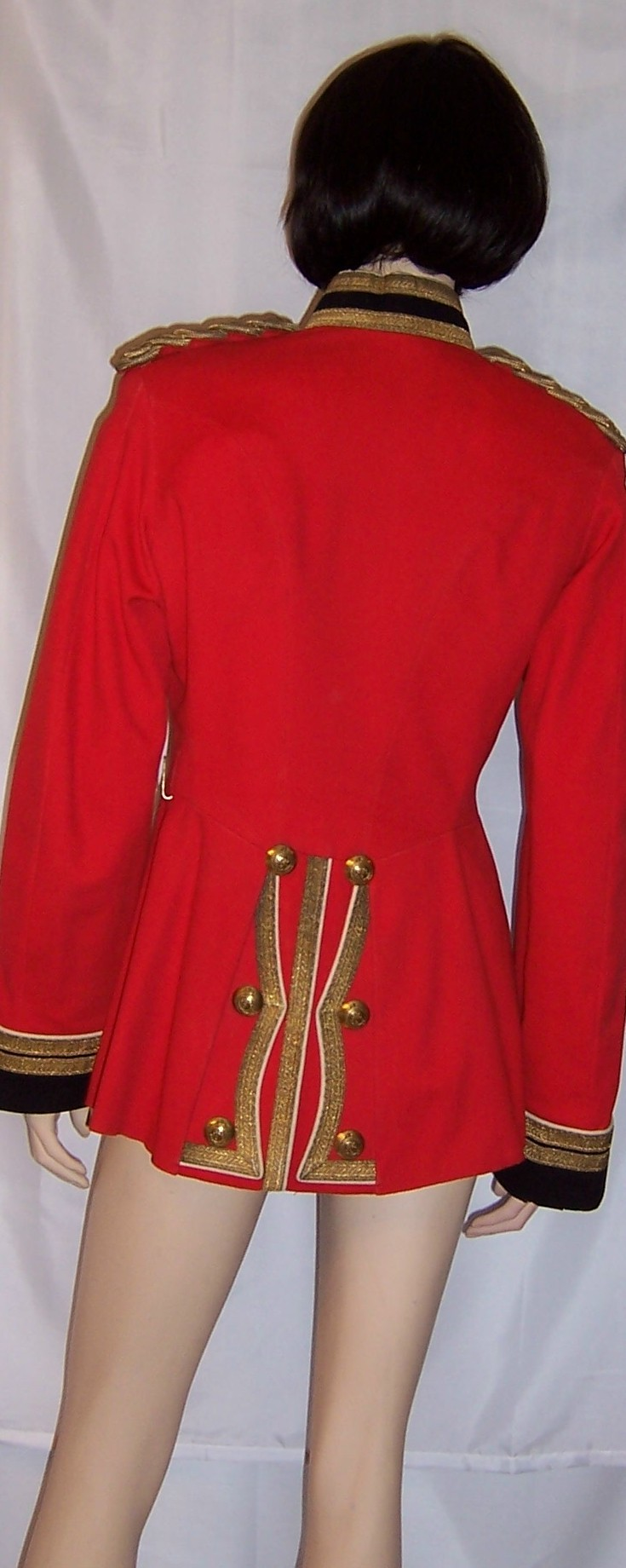 Men S Victorian Era 1837 1901 Red British Militia