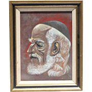 Leon d'Usseau (Dusso) 1918 - 1991) painting by listed American  California artist