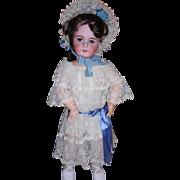 "Gorgeous 32"" DEP Jumeau Doll- Fantastic Outfit!"