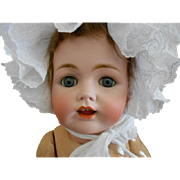 """SOLD Huge 26"""" JDK 257 Adorable and Life Size!!"""
