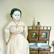 SALE Charming Childhood Wooden Hutch