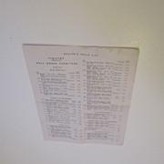 SOLD Original Tynietoy Dealer's Price List