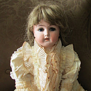 "SALE PENDING Antique Gans & Seyfarth German Doll 23"""