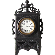 SOLD French Empire Mantel Clock