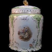 SALE Rosenthal Biscuit Jar