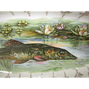 Fish Platter from Sterling China