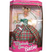 Mattel Winter's Eve Barbie