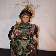 REDUCED Vintage Doll Wax Fab Clothes