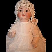REDUCED Antique Doll Kammer & Reinhardt Simon & Halbig Bisque Baby K Star R
