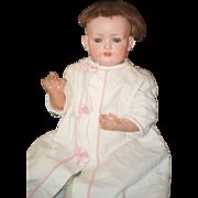REDUCED Antique Doll Bisque German Baehr & Proeschild 604