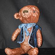 REDUCED Bearable Bears Original Artist Teddy Bear Adorable for Doll English