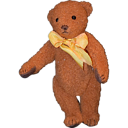 SOLD RJW  R. John Wright Teddy Bear Jointed Sunny Bear Exclusive Club Member