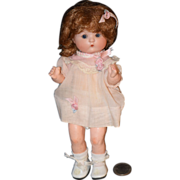 REDUCED Antique Doll Just Me Bisque Adorable Armand Marseille Googly 310