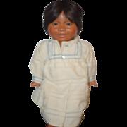 REDUCED Vintage Doll Indian Child Artist Szuhe Szuke Wonderful