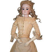 SOLD Antique Doll French Fashion FG WONDERFUL Dressed Fancy Gorgeous Gaultier