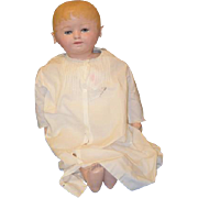 REDUCED Old Doll Martha Chase Stock Marked HUGE