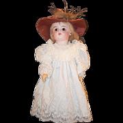 Antique Doll French Bisque Eden Bebe GORGEOUS Wonderful Clothes