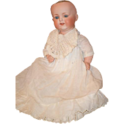 Antique Doll Nippon Bisque Baby Character Doll Sweetie Pie!