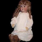 Antique Doll Simon & Halbig Bisque Big Girl  Kammer Reinhardt 28