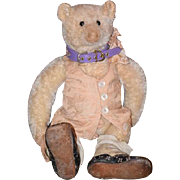 SALE PENDING Wonderful Teddy Bear Dany-Baren Mohair Artist Bear Jointed Adorable