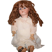 "REDUCED Antique Doll Bisque Simon & Halbig 1079 28"" Tall Beautiful Simon & Halbig"