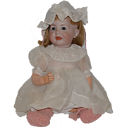 Antique Doll Bisque Kammer Reinhardt Simon & Halbig 116 A Character Toddler French Toddler Bod