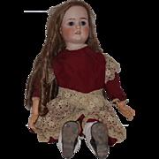 "Antique Doll Bisque Head K.H. WALKURE Kley & Hahn BIG 31 1/2"" Tall Girl ..."