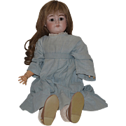 Antique Doll Bisque Head 168 Kestner