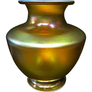 Vintage Tiffany Studios Vase