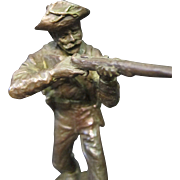 Bronze Army Scout