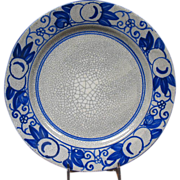 Vintage Dedham Horse Chestnut Plate #2