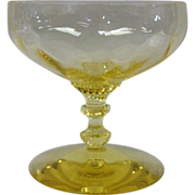 Old Dominion 6 oz Goblet By Heisey Glass