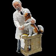 Royal Doulton Figurine Thanks Doc HN 2731
