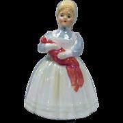 Royal Doulton Figurine The Rag Doll HN 2142