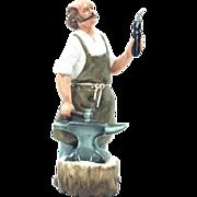Royal Doulton Figurine The Blacksmith HN 2782
