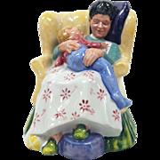 Royal Doulton Figurine Sweet Dreams HN 2380