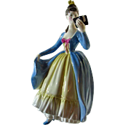 Charming Royal Doulton Figurine, Leading Lady