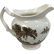 Johnson Brothers The Old Mill Large Creamer
