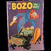 Dell Publishing Co. Inc. #3 1951 Bozo the Clown Comic Book