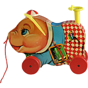 1959 Fisher Price Peter Pig