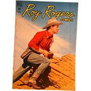 Dell Comic-Roy Rodgers Comics Vol. 1 #18 1949