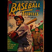 Ziff Davis Comics-Baseball Thrills The Real Story of Joe DiMaggio 1952 #3